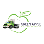 Green Apple Moving Services logo