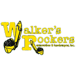 Walker's Rockers Excavation & Landscapes Inc logo