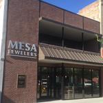 Mesa Jewelers logo