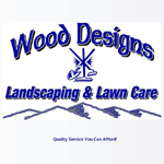 Wood Designs Landscaping & Lawn Care logo