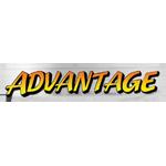 Advantage Dodge Ram Chrysler Jeep logo