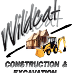 Wildcat Construction & Excavation logo