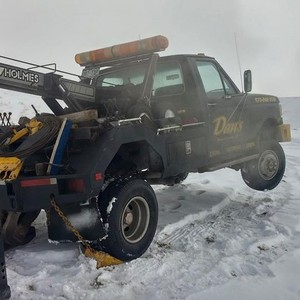 Photo uploaded by Dan's Towing