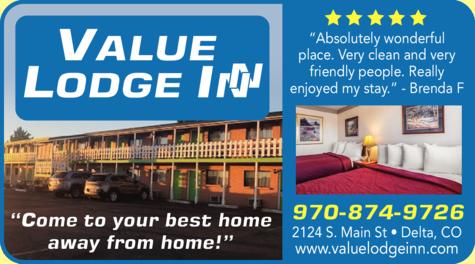 Print Ad of Value Lodge Inn