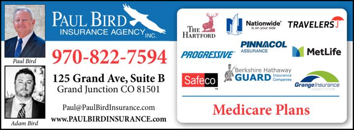 Bird Family Insurance Agency Llc logo