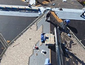 Photo uploaded by Magic Roofing & Construction Company Inc