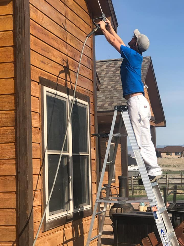 Photo uploaded by Binkley & Sons Painting