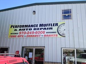 Photo uploaded by Performance Muffler & Auto
