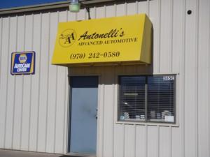 Photo uploaded by Antonelli's Advanced Automotive
