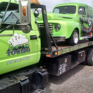 Photo uploaded by Ace Towing